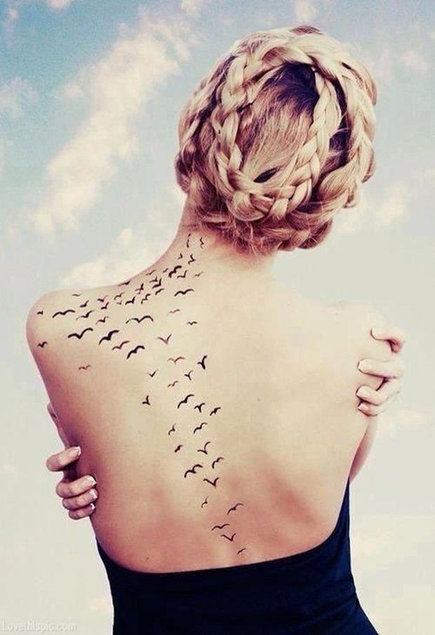 Tatuador e tatuado, eu e você.