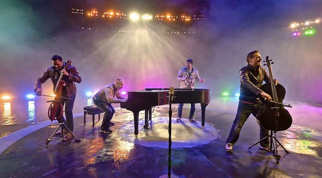 The Piano Guys com música nova