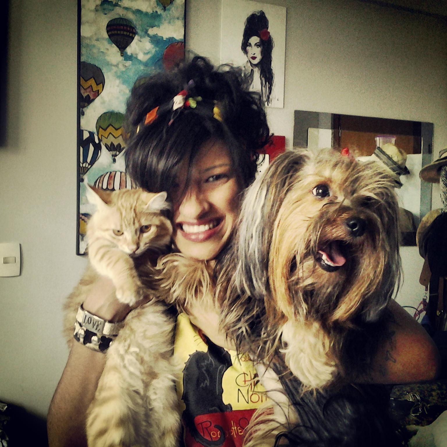 Sobre cães, gatos e amores insanos