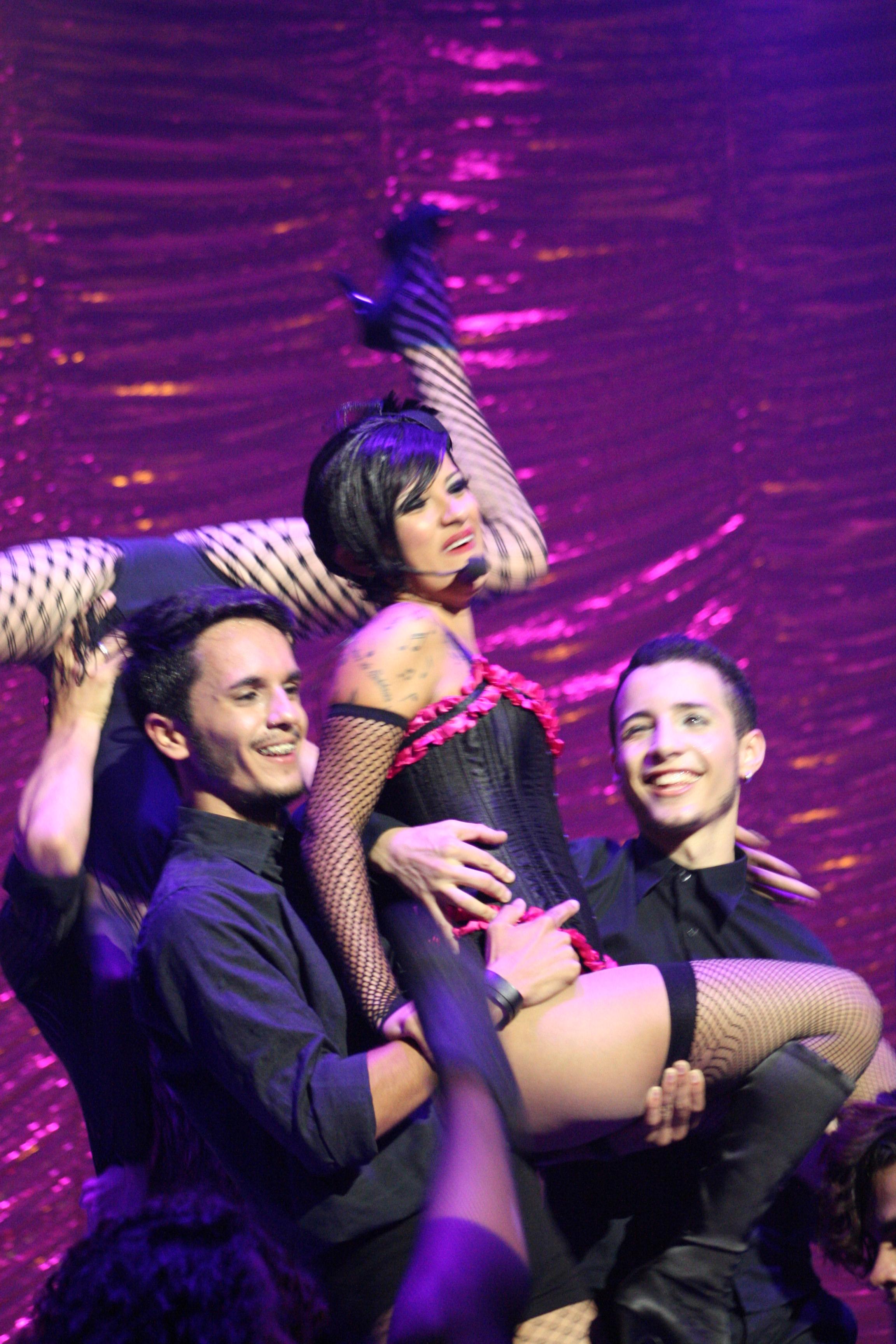 Musical  Uma noite na Broadway – 3º Temporada