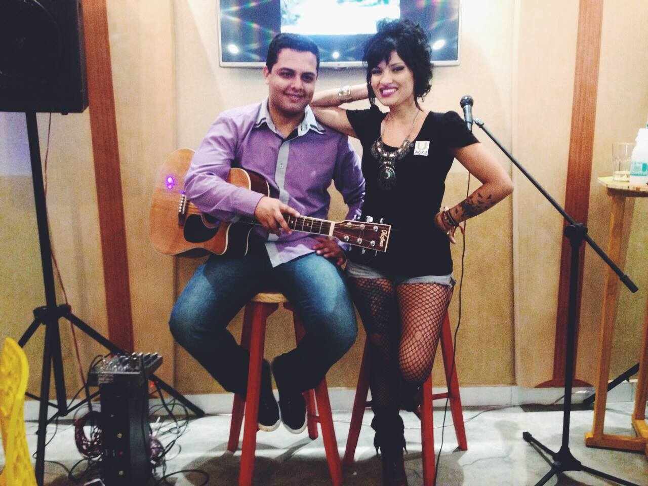 Recomeço musical no Uaçaí