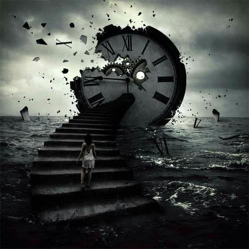 Eu sou um relógio quebrado
