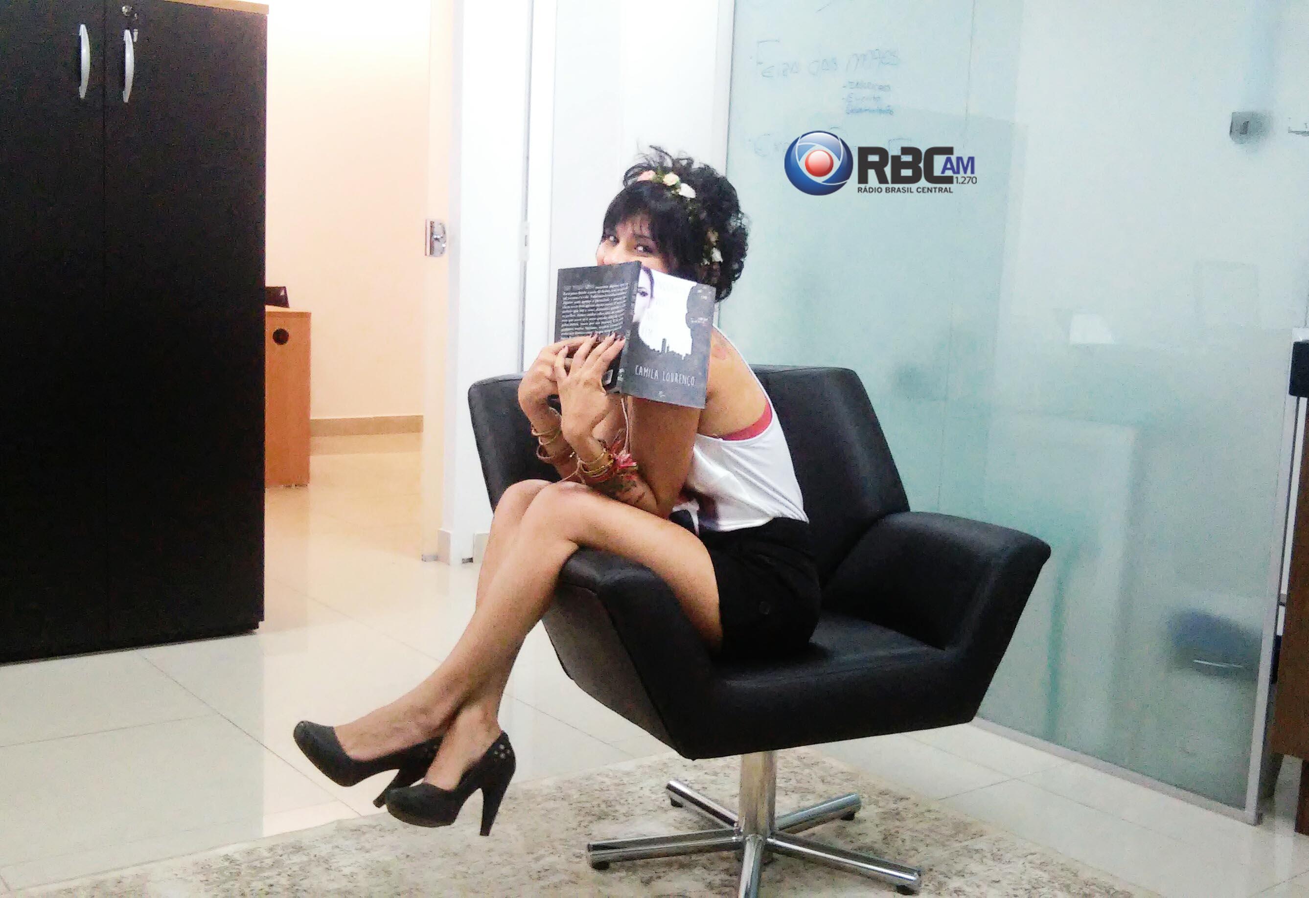 Enquanto você não vem na Rádio Brasil Central AM