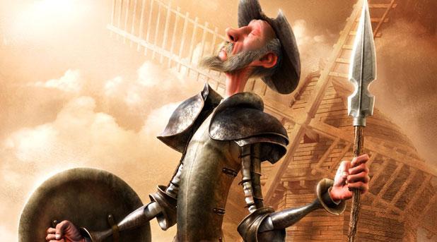 Eu quero ser Miguel de Cervantes