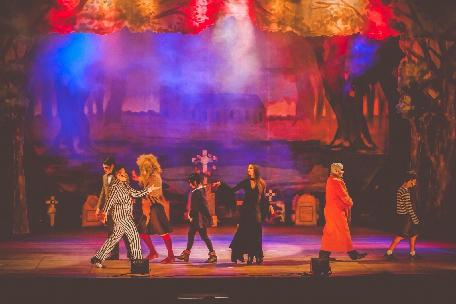 Família Addams – O musical