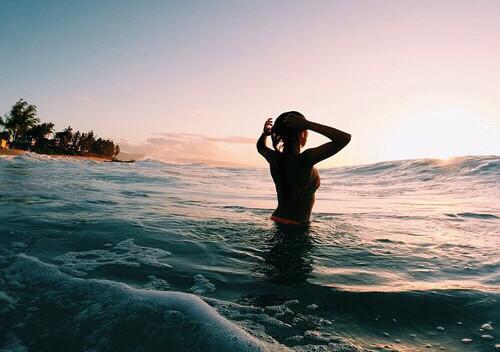 Você, oceano